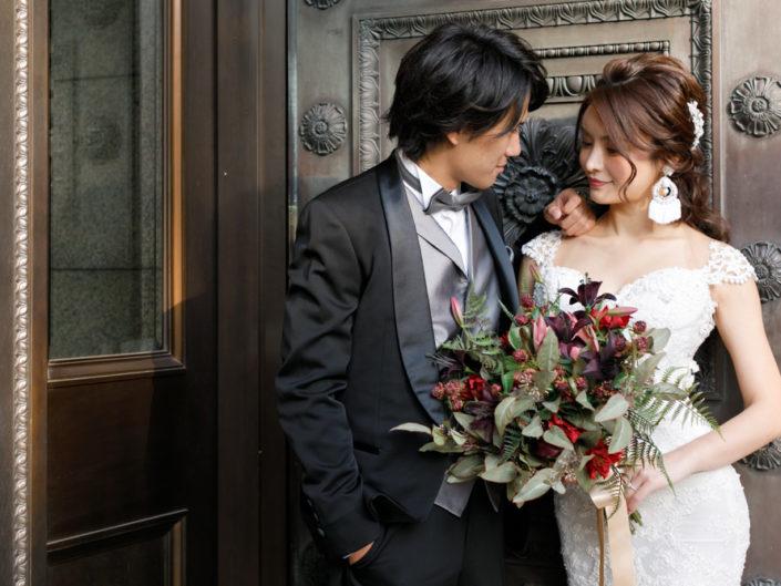 Momo + Yuga | Marunouchi